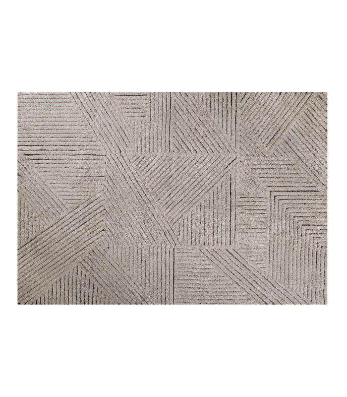 Tapete Lorena Canals em Lã Woolable - Golden Coffee 240 x 170 cm