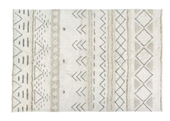 Tapete Lorena Canals Woolable em Lã Lakoda Day 240 x 170 cm