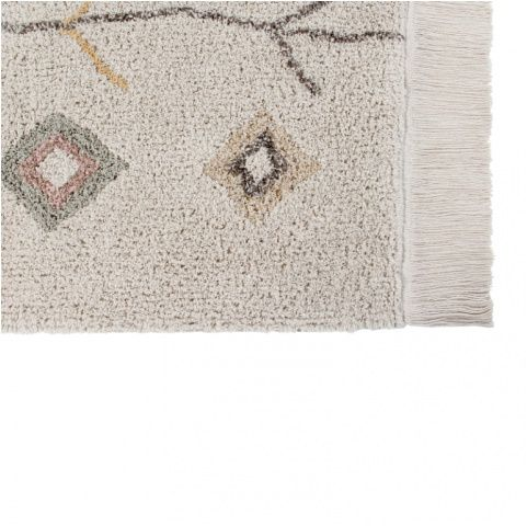 Tapete Lorena Canals Kaarol Natural Re-Edition - 1.40 x 2.00 m
