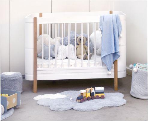 Tapete Lorena Canals MiniOnes Dream Nuvem - 70 x 100 cm