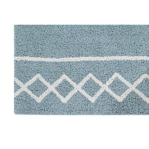 Tapete Lorena Canals Oasis Azul Vintage - 1.20 x 1.60 m