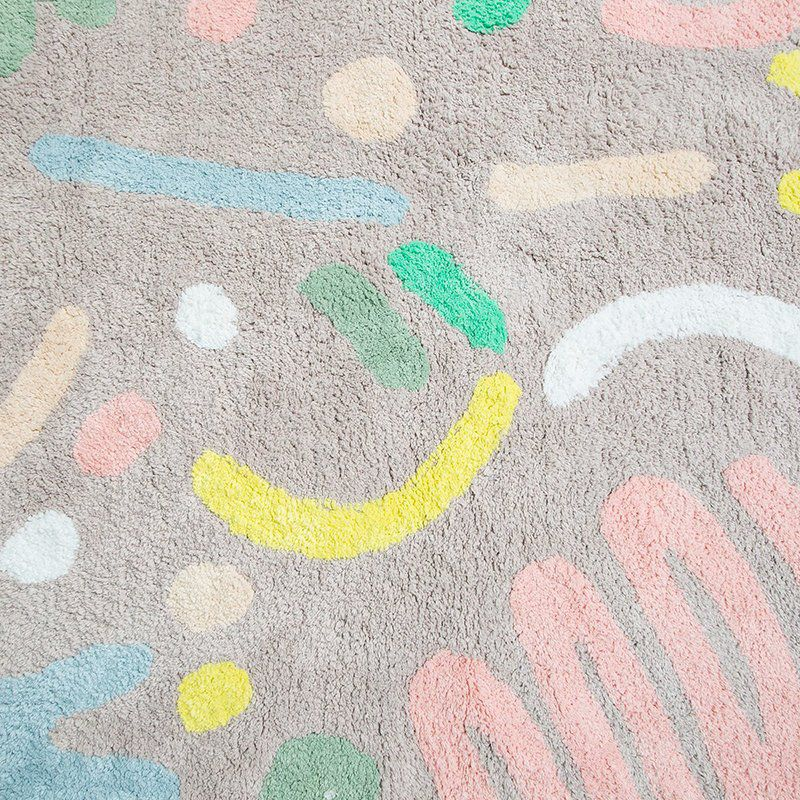 Tapete Lorena Canals Oh Joy - Confetti - 1.40 x 2.00 mts