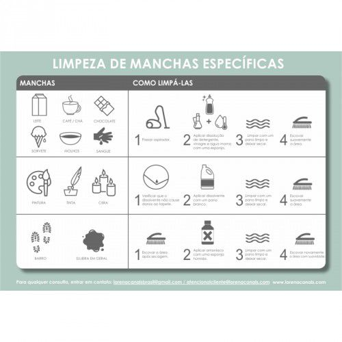 Tapete Lorena Canals Morrocco Preto Meknes - 1.40 x 2.00 m