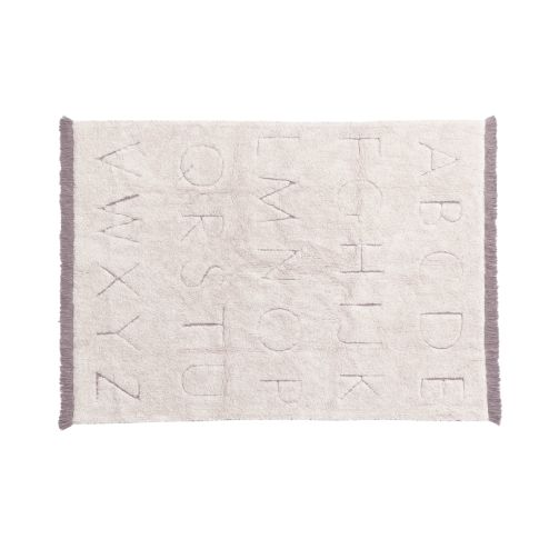 Tapete Lorena Canals Rugcycled ABC 90 x 130 cm