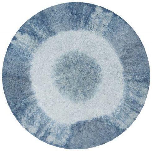 Tapete Lorena Canals Azul Vintage - Tie Dye