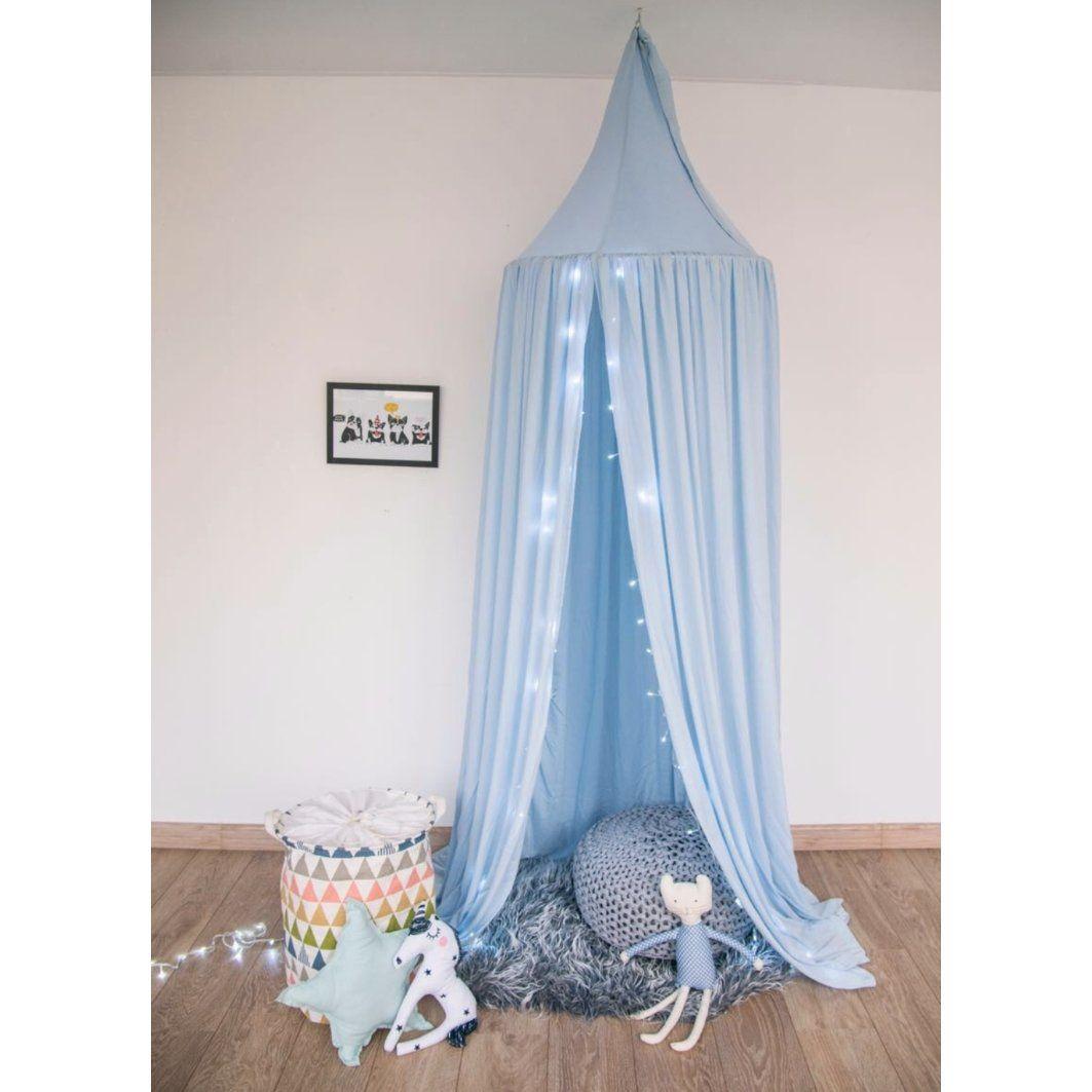 Tenda de Teto - Azul Bebê