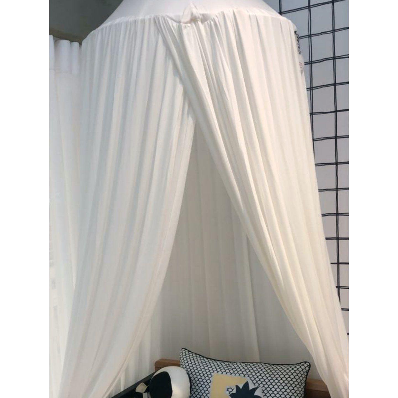 Tenda de Teto em Viscose - Off White