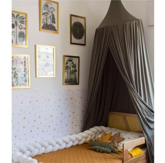 Tenda de Teto em Viscose - Verde Floresta