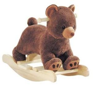 Urso de Balanço Musical importado