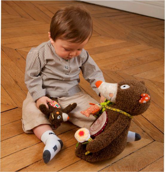 Woodours - Ursos Pai e Filho - Ebulobo