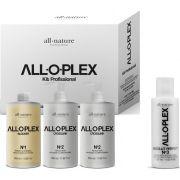 Kit Alo.plex Blocker  Bloqueador de Danos Nas Descolorações,  Mechas e Colorações + Passo 3 Absolut Perfect All Nature