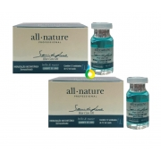 Ampolas Semi Di Lino Hair Care Oil All Nature - 2 Caixas