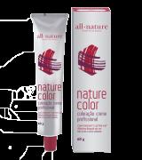 Coloração Creme Nature Color - Tinta All Nature, 20 Unidades Só  R$ 18,40 Cada a Escolher