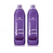 Hidrat 22 Creme Sem Enxague 1000ml  All Nature - Manutenção Para Cabelos Anelados, Cacheados, Relaxados e Permanente Afro