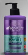 LANÇAMENTO- Shampoo Power 5 All Nature