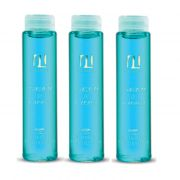 Semi Di Lino Hair Care Oil All Nature Alto Brilho Maciez e Sedosidade em 5 Minutos 3 ampolas 15ml