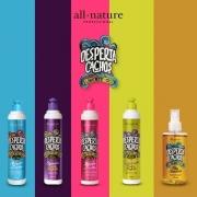 Shampoo e Condicionador, Ativador de Cachos Abertos e ou Fechados e Óleo Umectante Desperta Cachos