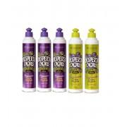 Shampoo e Condicionador Cachos Perfeitos Desperta Cachos 310ml 5 Unids. A Escolher