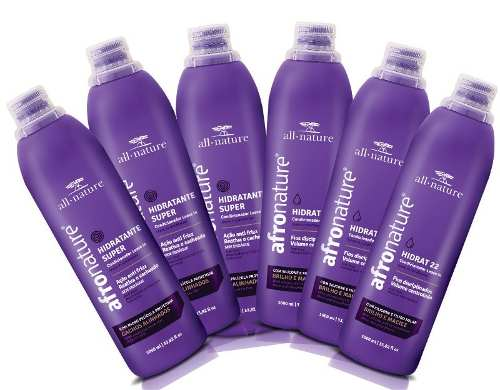 Ativador De Cachos Hidratante Super e ou Hidrat 22 Leave In Creme de Pentear All Nature 1000ml - 6 Unidades a Escolher