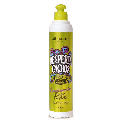 Condicionador Cachos Perfeitos Desperta Cachos 310ml All Nature