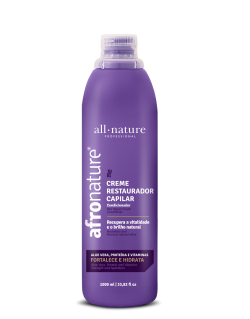 Creme Restaurador Capilar 1000ml All Nature