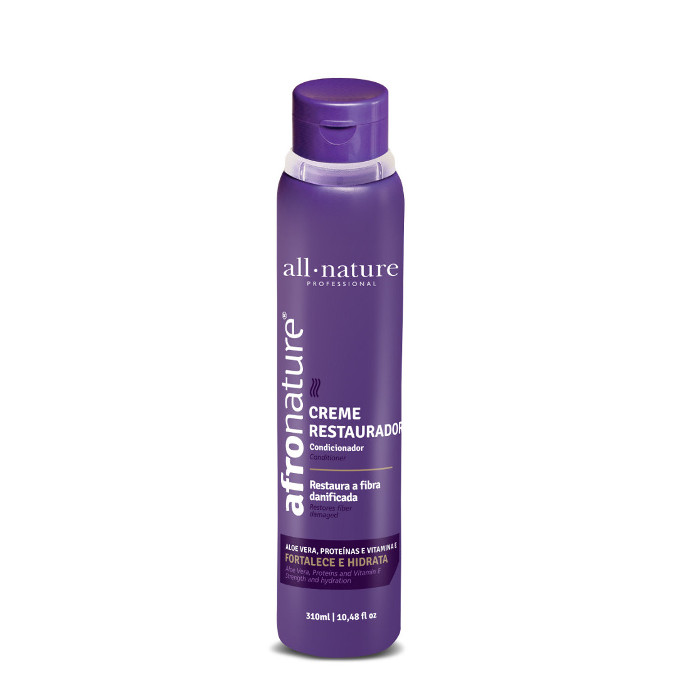 Creme Restaurador Capilar 310ml All Nature