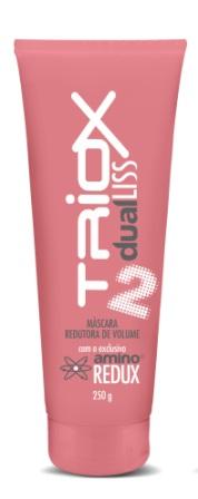 Dual Liss Escova Progressiva Triox - Lisos 100% ou Somente Redução de Volume (É o Mesmo Produto ADVANCE All Nature)