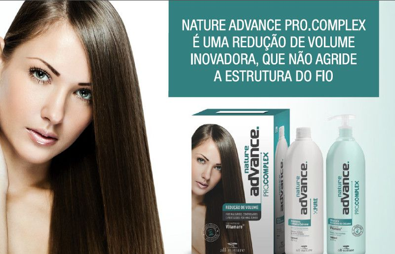 Escova Progressiva Advance Pro.Complex - All Nature