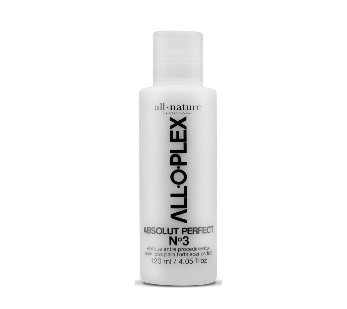 Kit Alloplex All Nature Shampoo + Passo 3 Aloplex  Para Cabelos Loiros, Descolorido e Tintos