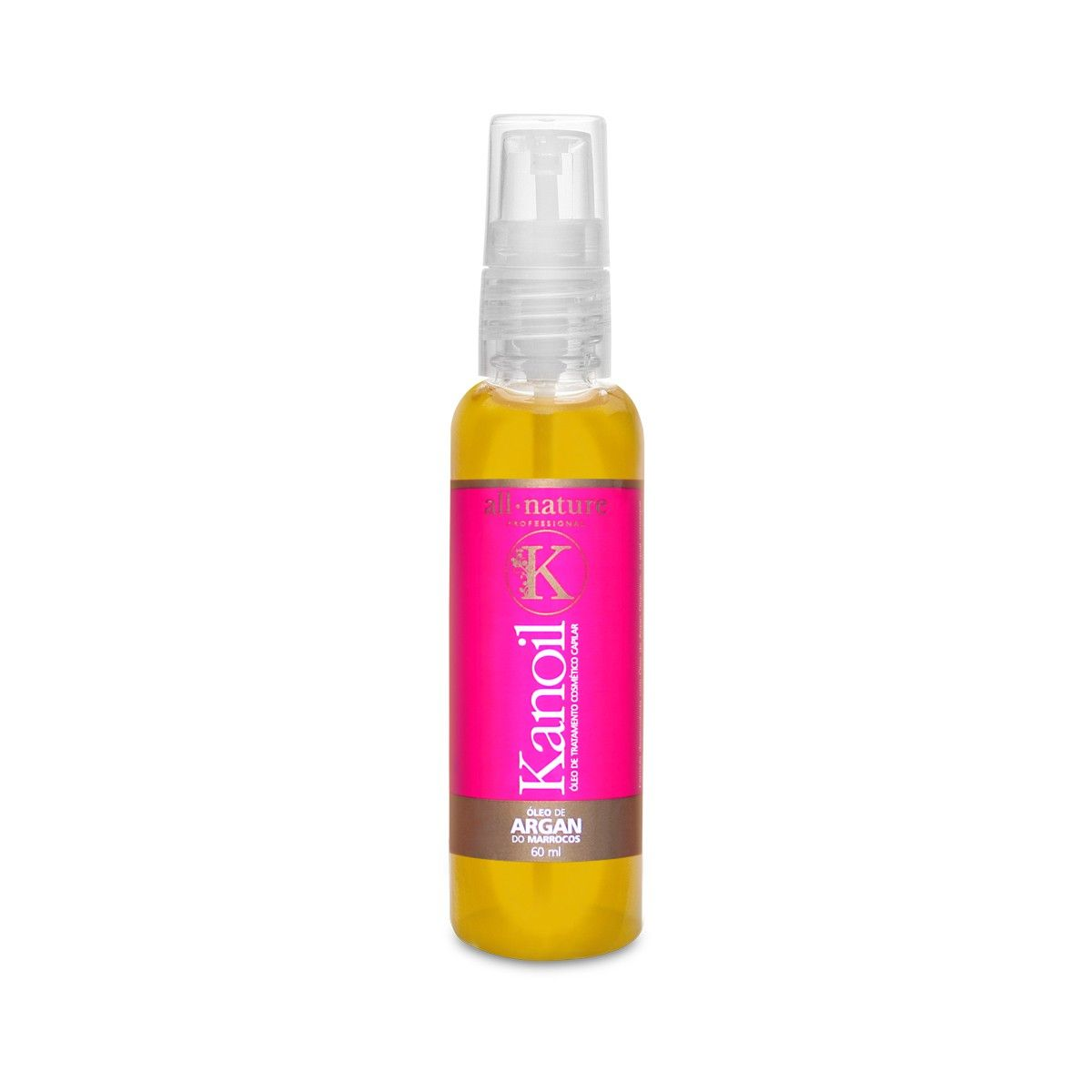 Kit  Shampoo e Condicionador Hidratante Argilotherapy 300ml  + Máscara Argilotherapy com Argila Branca, Tratamento de Alta Performance 500g + Óleo de Argan 60ml - All Nature