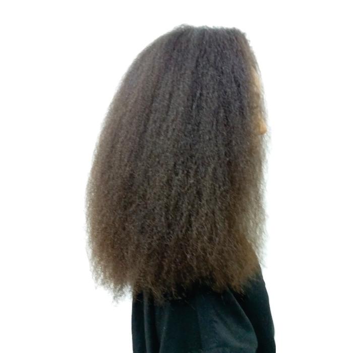 Permanente Afro all Nature Profissional,  Para Relaxar e Cachear Cabelos Crespos e Cabelos Afros