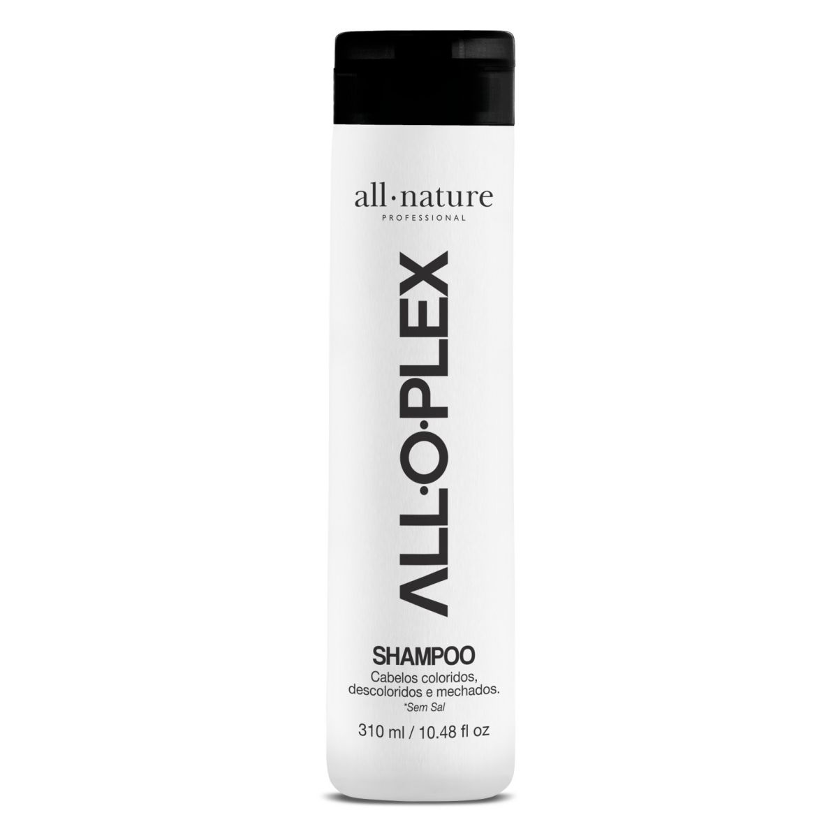 Shampoo Alloplex  Cabelos Coloridos Descoloridos ou Mechados All Nture