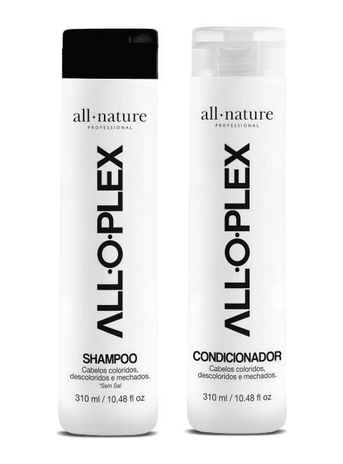 Shampoo e Condicionador Alloplex 310ml