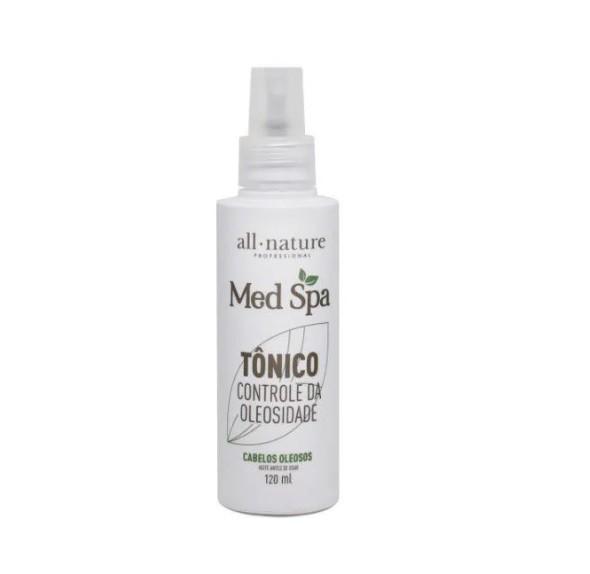 Tonico Controle de Oleosidade 120ml Med Spa