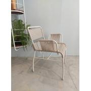 Cadeira Chá Verde Com Braço (A)