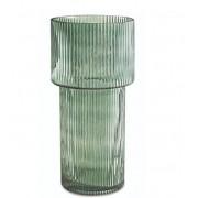 Vaso Vidro Verde G (X)