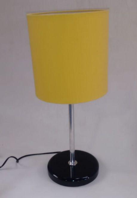 Abajur Amarelo
