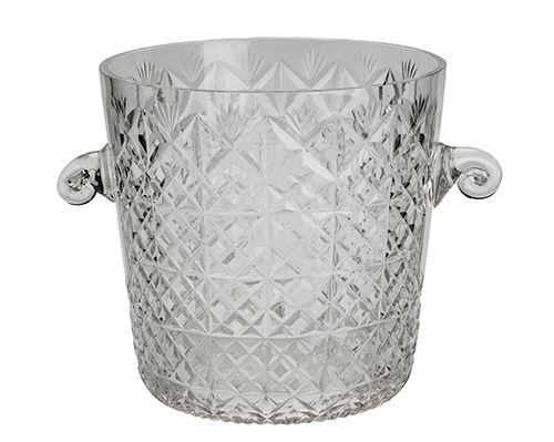 Balde para Gelo Cristal Diamante (A)