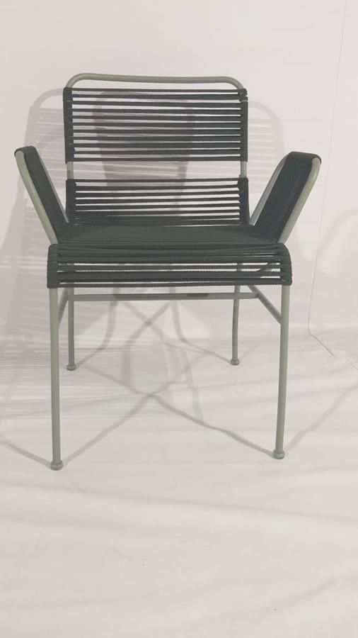 Cadeira Chá Verde Com Braço (I)