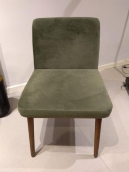 Cadeira Joia Sem Braço (I)