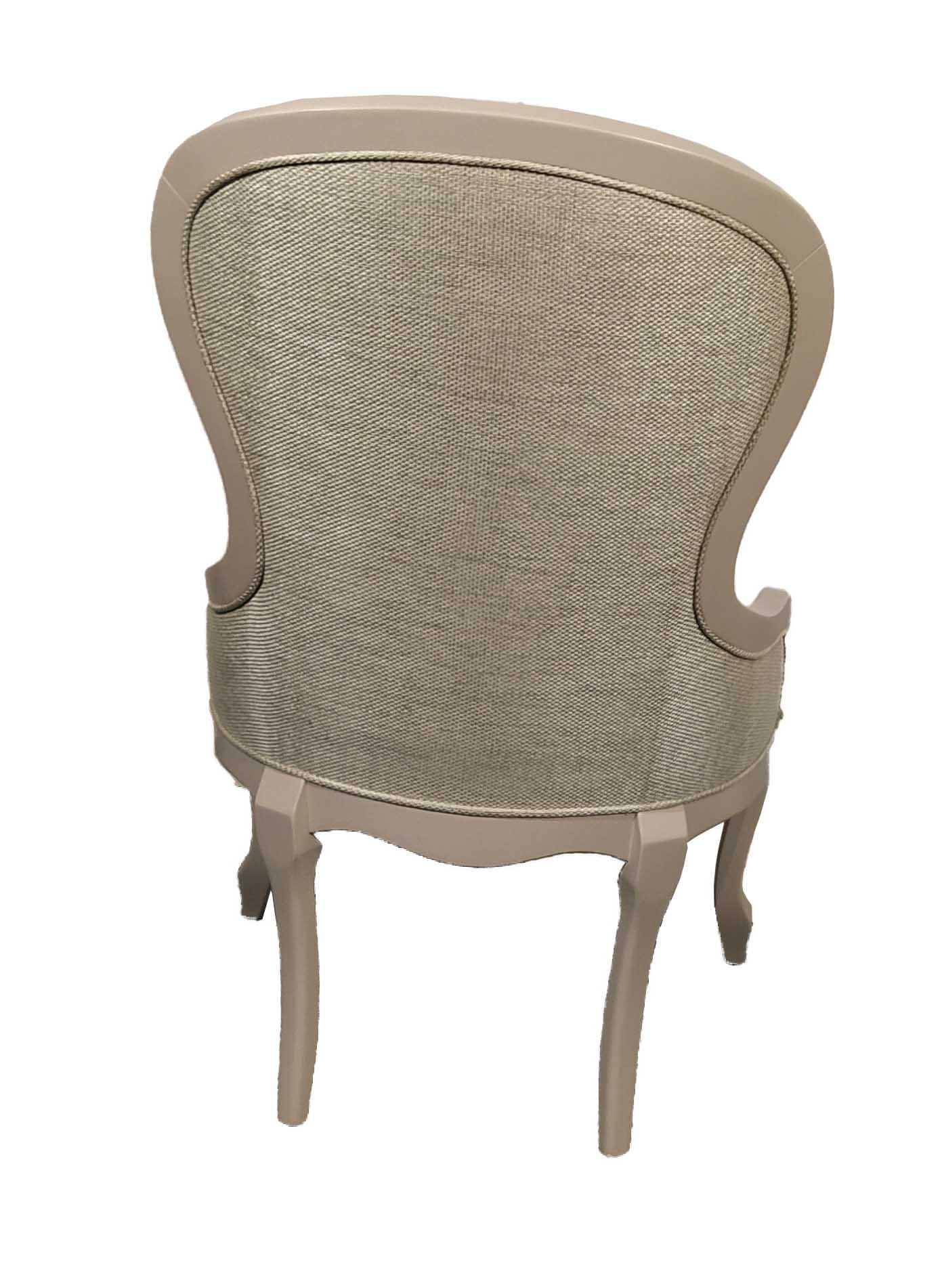 Cadeira Luiz XV (A)