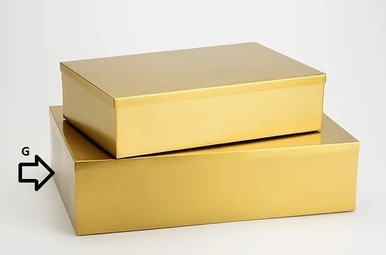 Caixa Latonada Extra Gold (I)