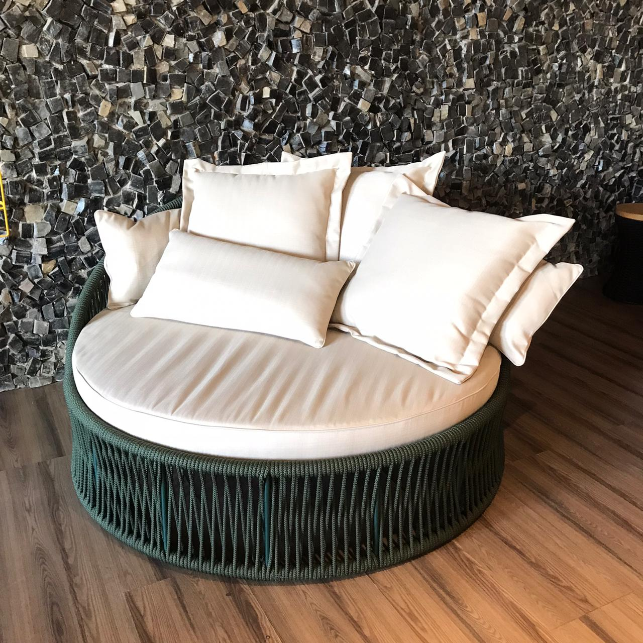 Chaise Day Bed (A)