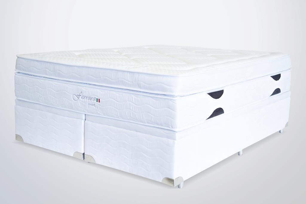 Colchão Ferrara Mola Pocket