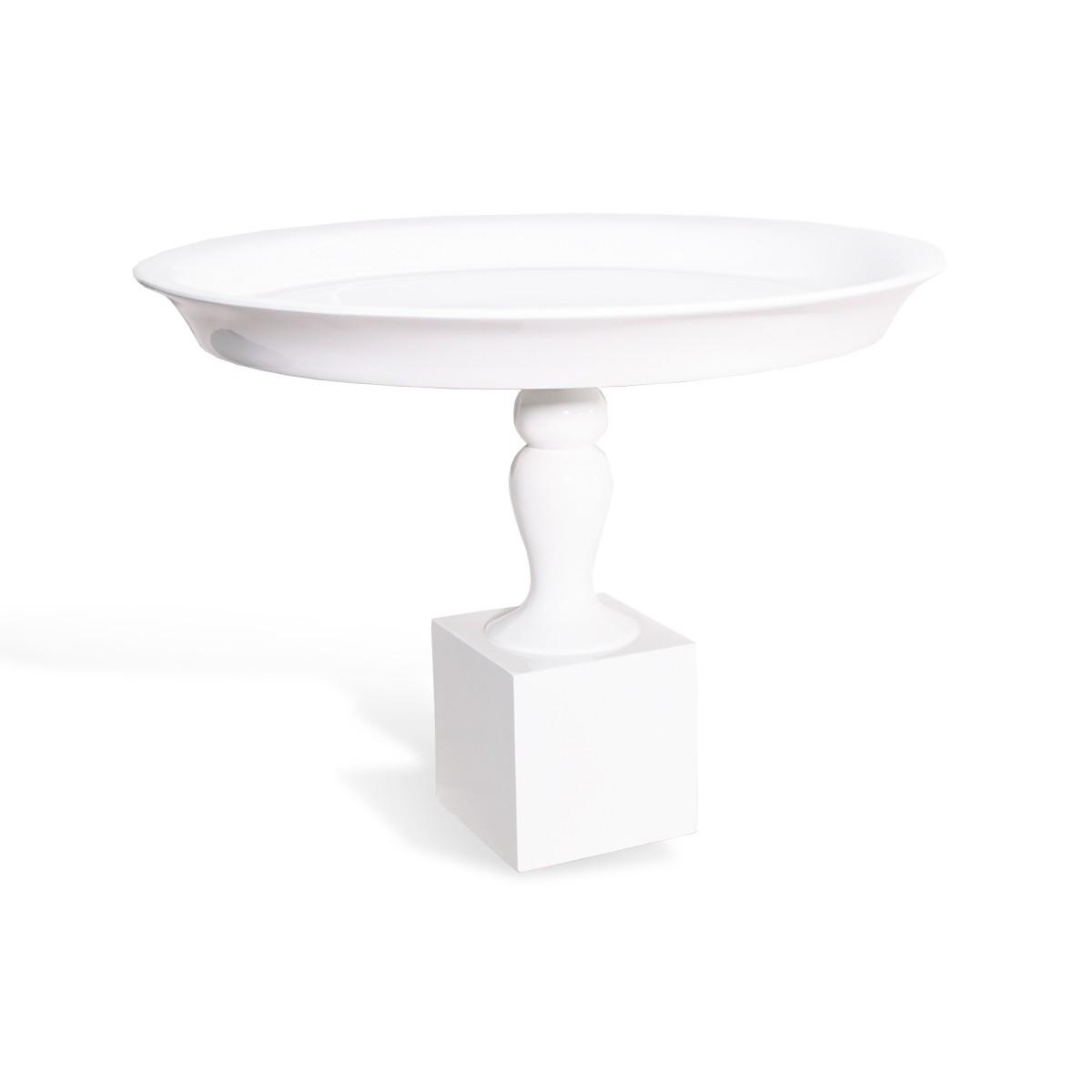 Fruteira Taça Branco (A)