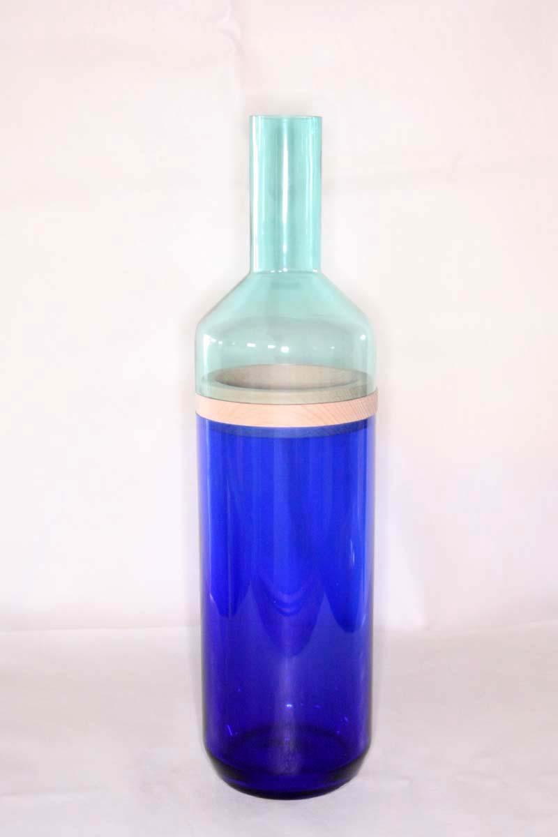 Garrafa Solys Azul (I)