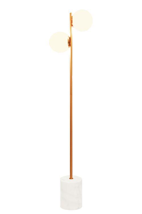Luminária Globe Cobre (C)