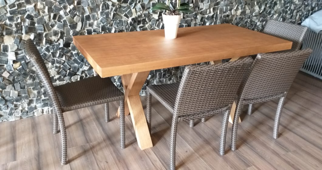 Mesa de Jantar Toscana (B)