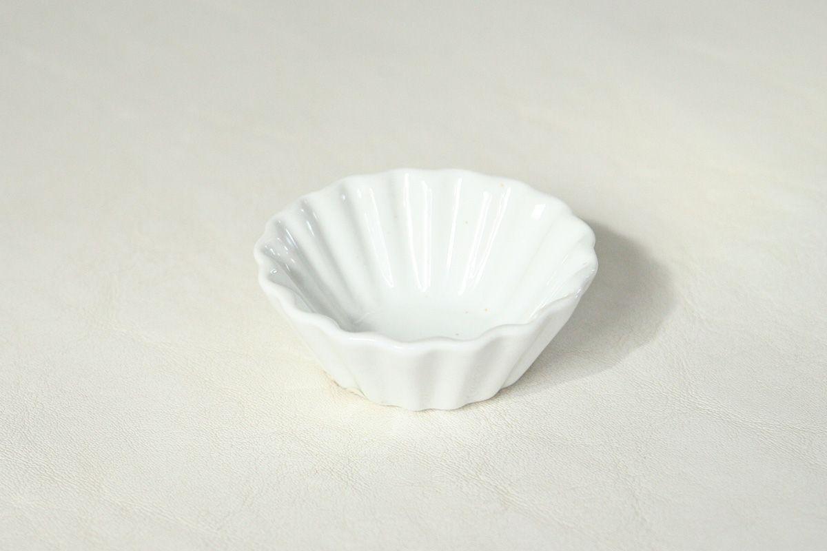 Mini Bowl para Coquetel Porcelana Branca