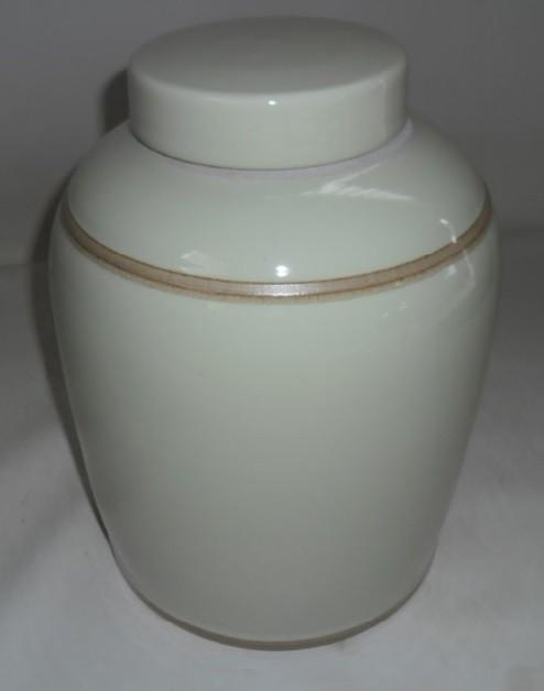 Pote Leitera em Porcelana Chinesa (A)